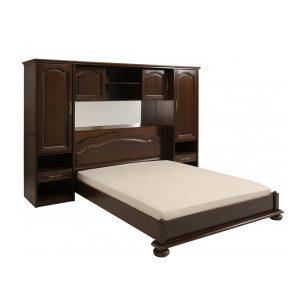 ancadrament-pat-Dormitor Berry Walnut-nuc-2